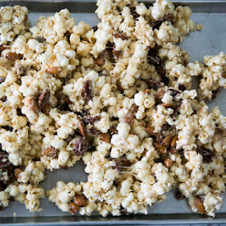 Caramel Popcorn Without Brown Sugar Recipes.