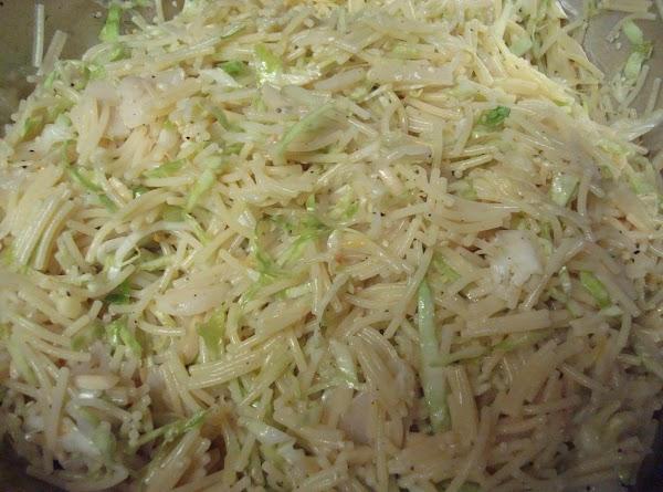 Oriental Pasta Salad Recipe