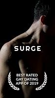 screenshot of Surge: Gay Dating & Chat