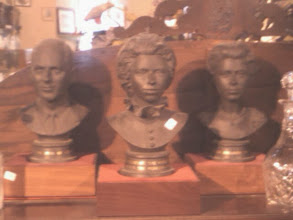 Photo: Princess Anne among other royal busts. A large Royal Collection came through Clare Boam's shops last year, and it's worth looking on ebay for her sales as she's a very active buyer (and seller).