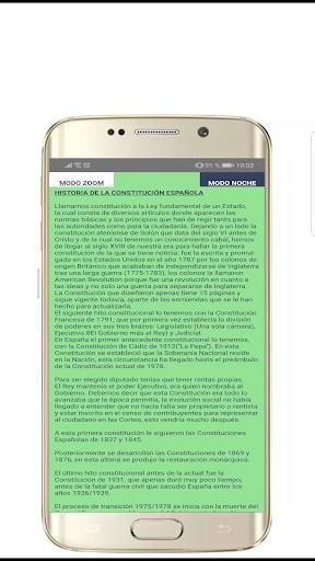 (Temario Completo) OPOSICIONES G.C. 2019 PRO screenshot 6