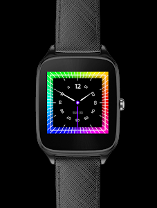 Chroma Watch face screenshot 4