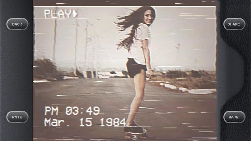 Screenshot for 1984 Cam – VHS Camcorder, Retro Camera Effects in United States Play Store
