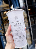 GATE 傑特曼紳士茶飲
