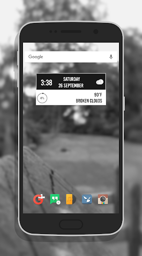 Squares for KLWP  screenshots 2
