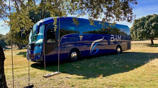 La tranquilidad de viajar a Madrid con BusBam