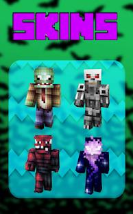 Skins Schurken Für Minecraft Apps Bei Google Play - Besten skins fur minecraft