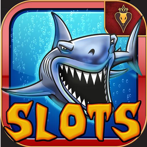 Shark Attack Slots 博奕 LOGO-玩APPs