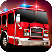 Fire Truck Emergency Driver 3D