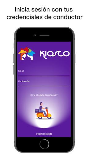Kiosco - para entregador screenshots 1
