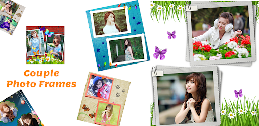Couple Photo Frame - Apps on Google Play
