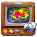 Storm Radar Weather Widget Free