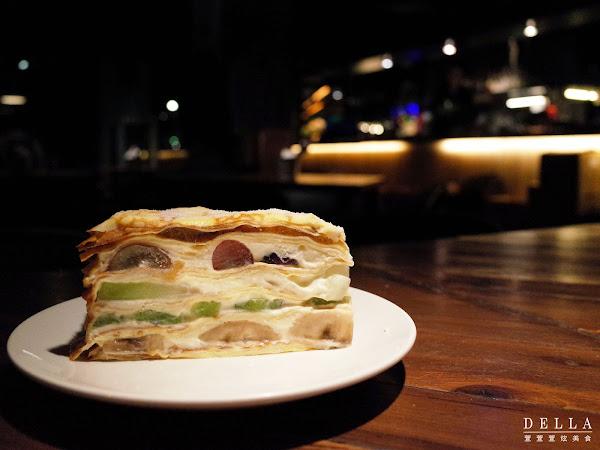 好米亞︱台北東區餐酒館推薦 必吃水果千層蛋糕 約會餐廳
