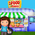 Food Truck Kitchen Chef: Restaurant Cooking Game icon