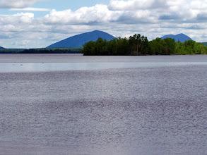 Photo: Moosehead Lake outside Greenville, Maine