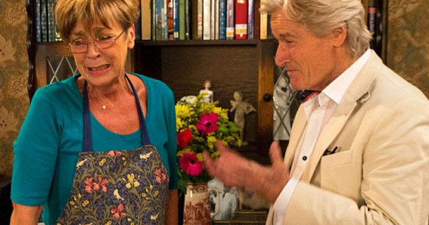Bill Roache's last words to Anne Kirkbride