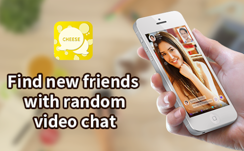 Random video chat - Cheese Talk - náhled