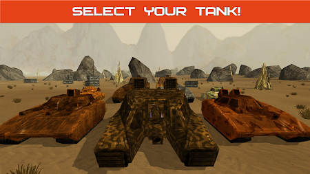 Tank Combat : Future Battles 1.6 screenshot 2092206