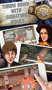 Celebrity Street Fight PRO- screenshot