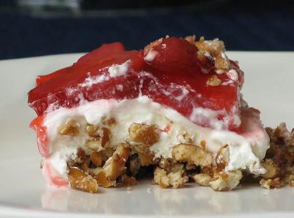 Easy Strawberry Torte Recipe