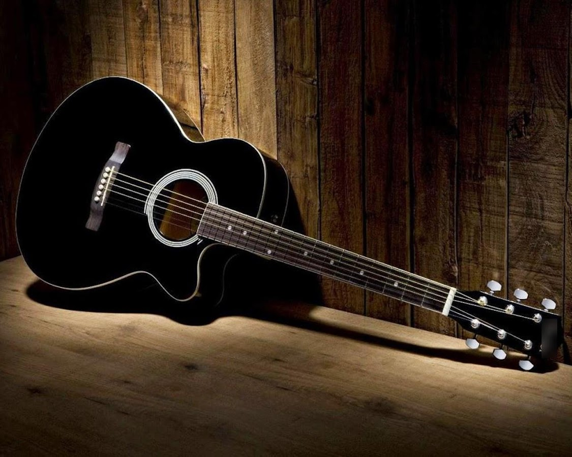 Acoustic Guitar Wallpapers Android Apps on Google Play