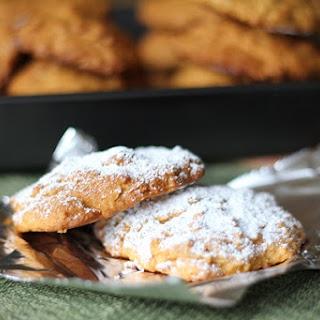 Sweet Potato Ginger Cookies.
