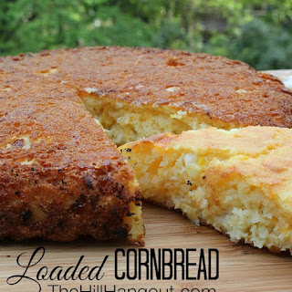 Loaded Cornbread