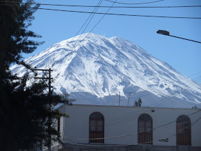 Photo: Arequipa - Misti