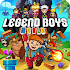 Legend Boys World: Party Heroes
