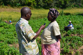 Photo: Rural Radio, Guinea