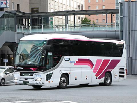 西鉄「島原号」 8546
