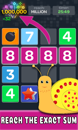 Number block puzzle - Connect Million merge blocks filehippodl screenshot 2