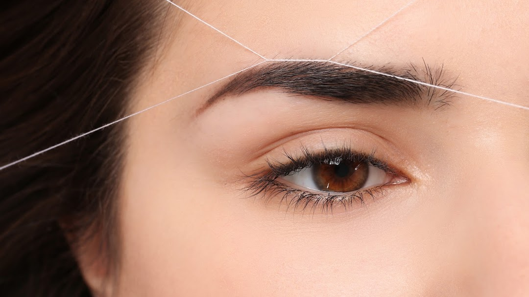 Eyebrow threading by Tejal - Walk-ins are welcome