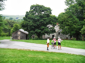 Photo: Day 51 August 8 2013 Herkimer to Latham NY Fort Klock