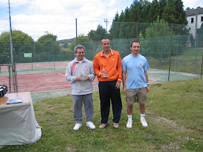 Photo: 1º Clasificados torneo de dobles 2008