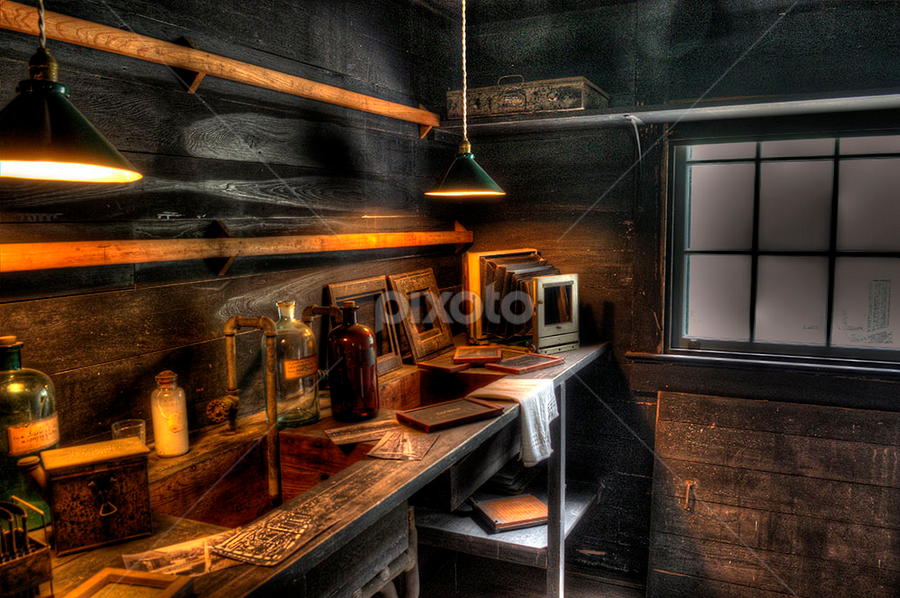 Old Darkroom | Other Interior | Buildings & Architecture