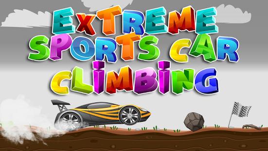 Extrémní sportovní lezení na autě - náhled
