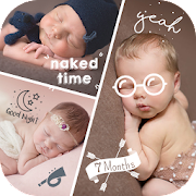Baby Pics Collage Photo Editor
