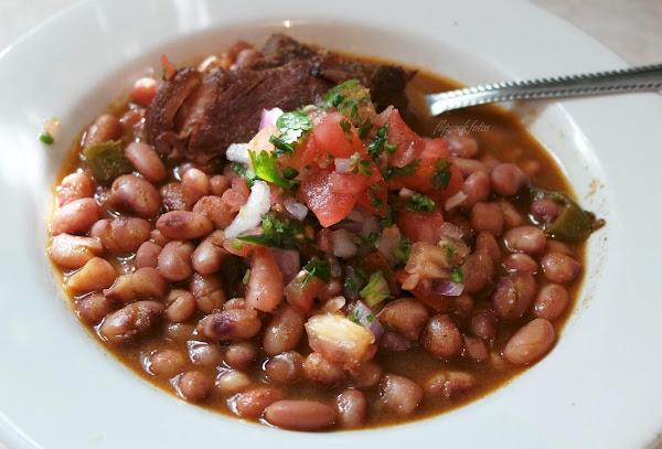 Pinto Or Anasazi Beans Recipe