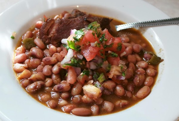 Pinto Or Anasazi Beans Recipe
