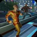 Black Flash Hero icon