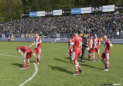 Deux joueurs de l'Antwerp impliqués dans une bagarre aux Pays-Bas