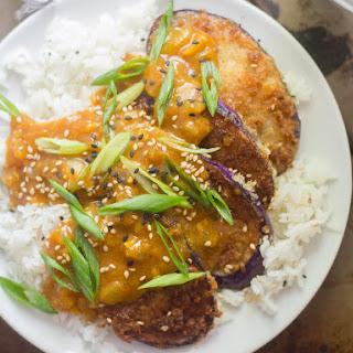 Eggplant Katsu Curry Recipe