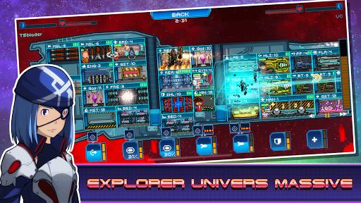 Pixel Starships™: Hyperspace fond d'écran 1