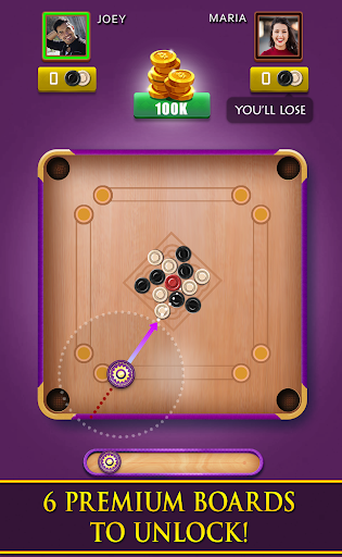 Carrom Royal - Multiplayer Carrom Board Pool Game screenshots 8