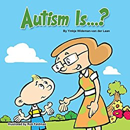 Book Cover Autism Is...?