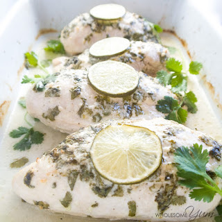 Low Carb Chicken Breast Recipes