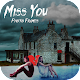 Download Miss you photo frames For PC Windows and Mac