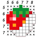 Nono.pixel -  Puzzle by Number & Logic Game icon