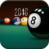 2048 Pool Ball Edition